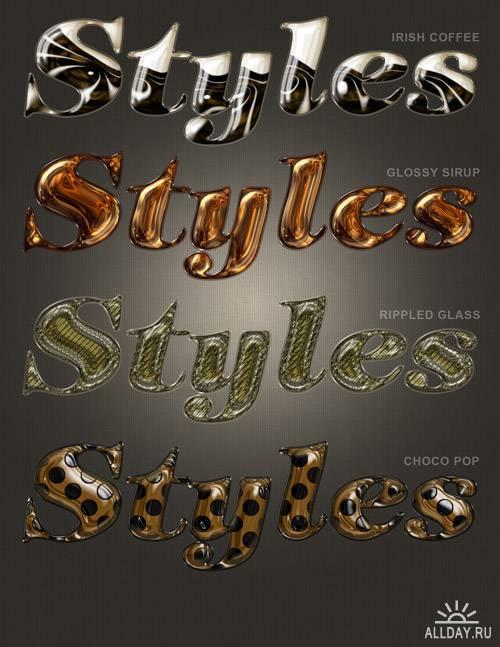 Premium Glass Styles