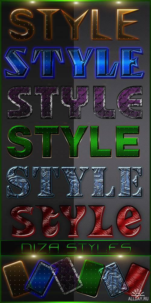 Original transparent styles
