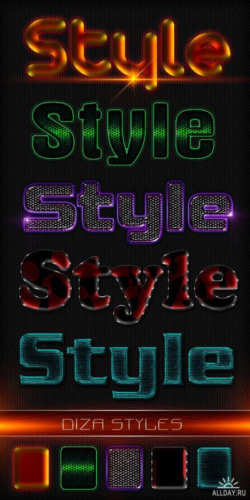 Text styles by DiZa - 24
