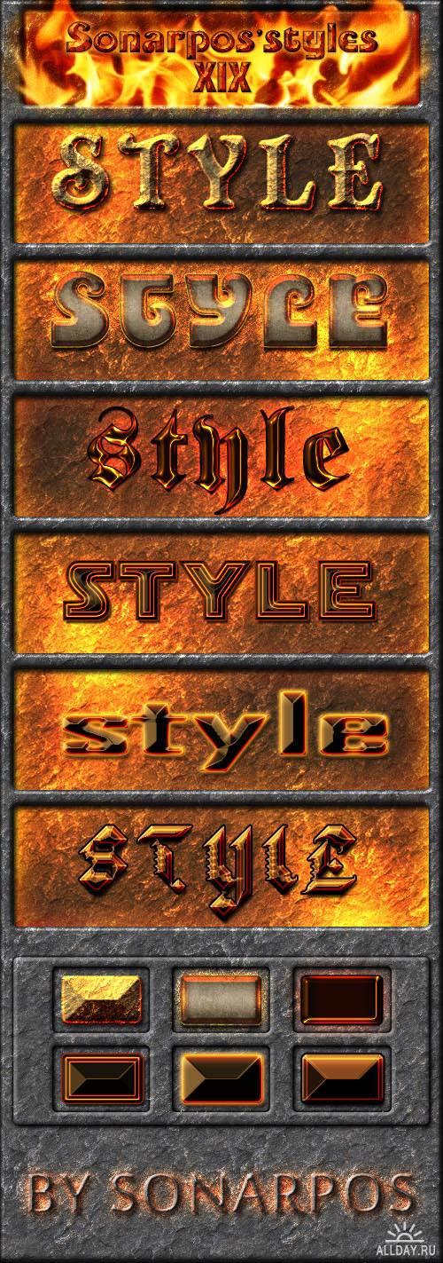 Sonarpos styles 19