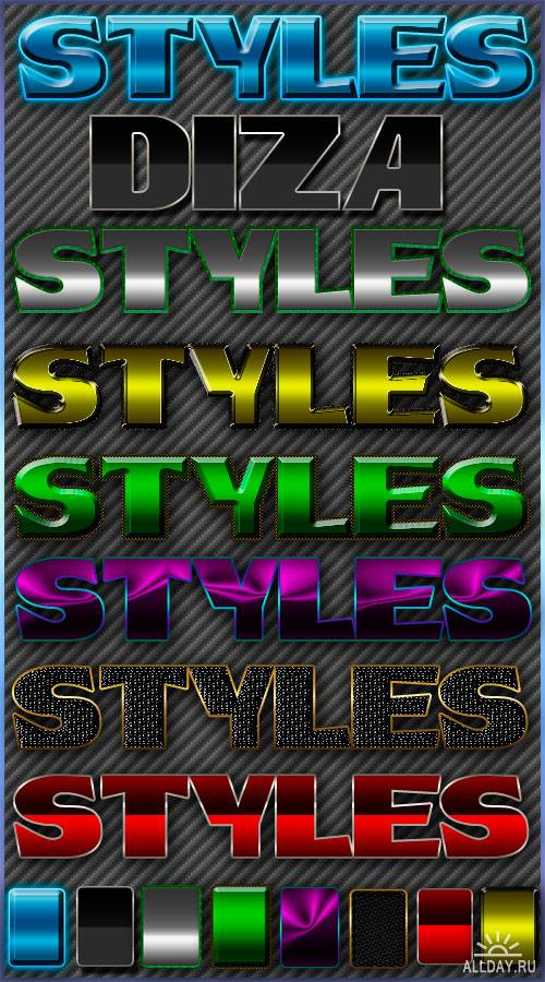 Mix styles by DiZa-2