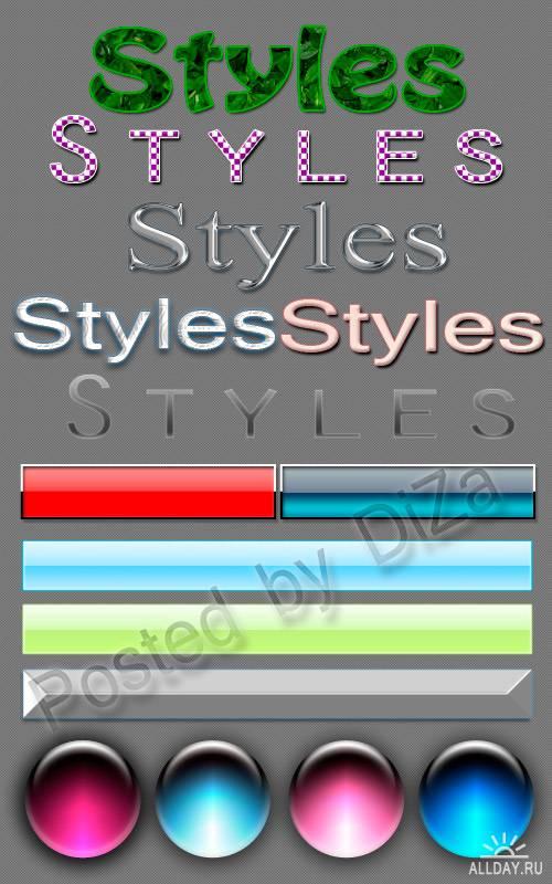 Photoshop Styles №16