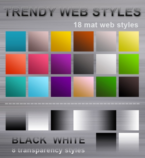 Business Layer Styles( set 2)