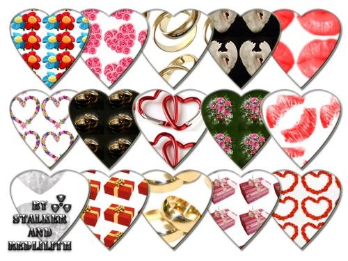 Романтичные стили