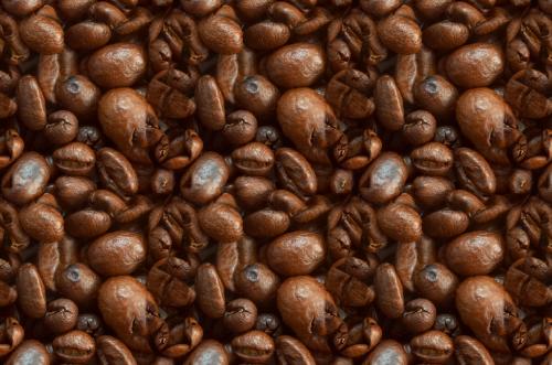 Стили, текстуры - Кофейные