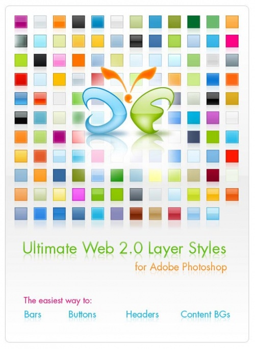 Photoshop Styles Pack