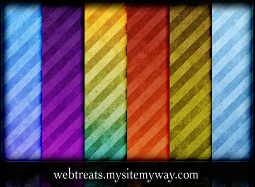 Grunge Stripes Pattern