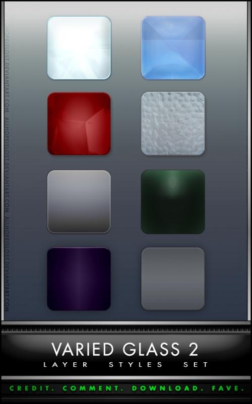 Varied Glass 2