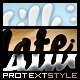 Pro Text Styles Vol.1 [GraphicRiver]
