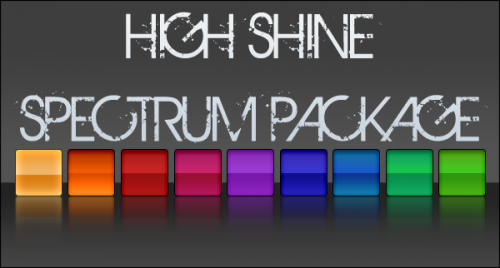 High Shine Spectrum Styles
