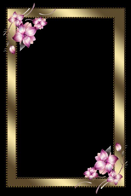 Flowers styles & frames
