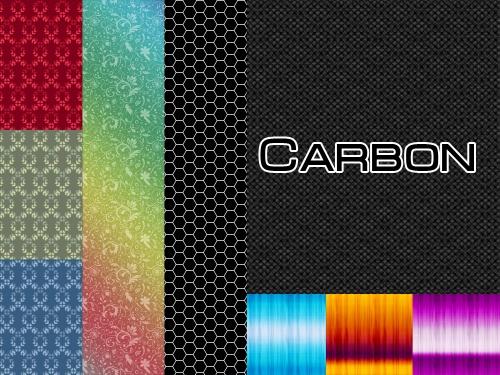 Текстуры для фотошоп - Carbon