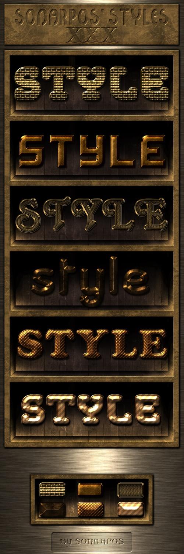 Sonarpos styles 30