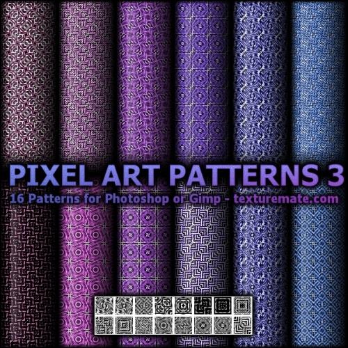Patterns Set for Photoshop