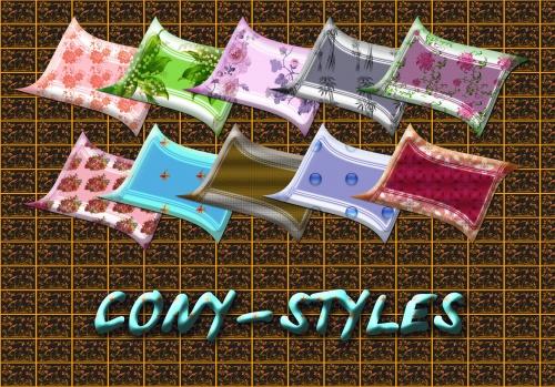 Cony-styles Gloss