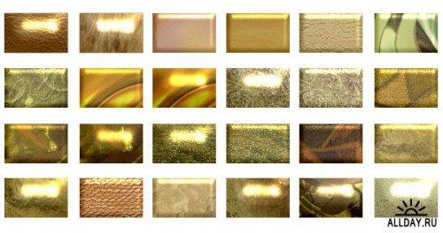 """Стили для фотошоп""""gold lenagold """""""