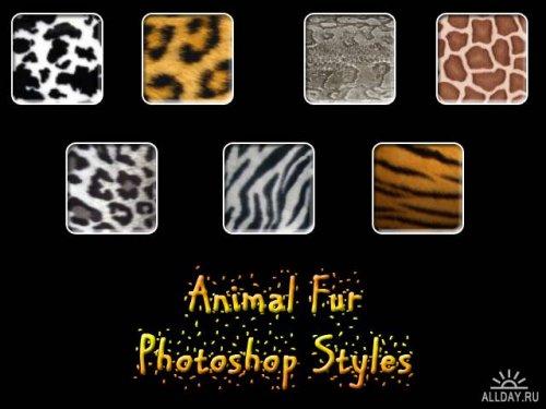 Animal Fur Styles